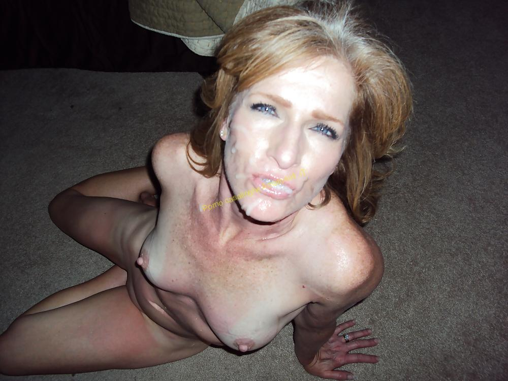 cum on face milf