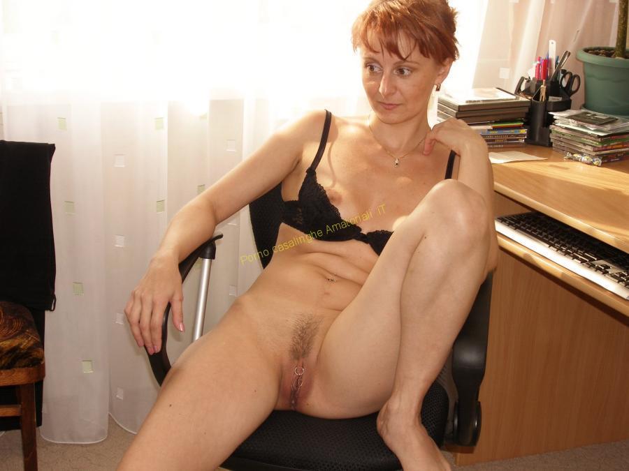 mamma matura culo stupendo figa depilata pearcing