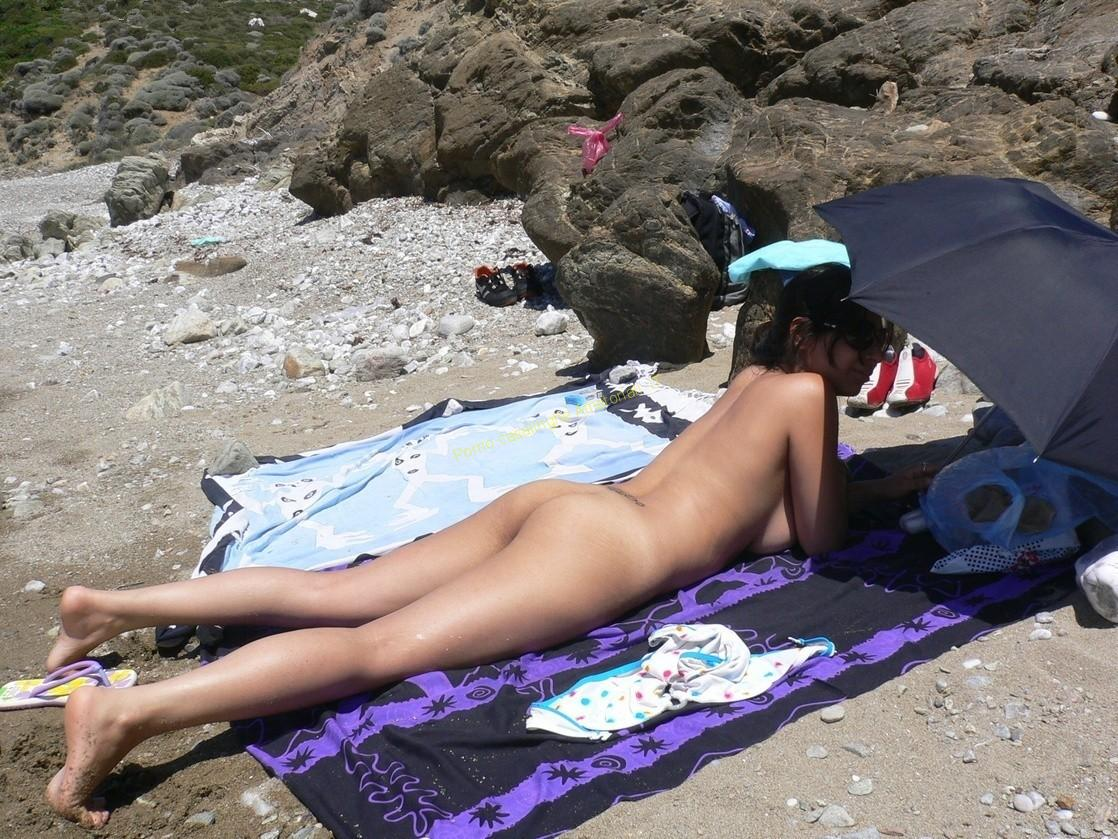 foto donna nuda