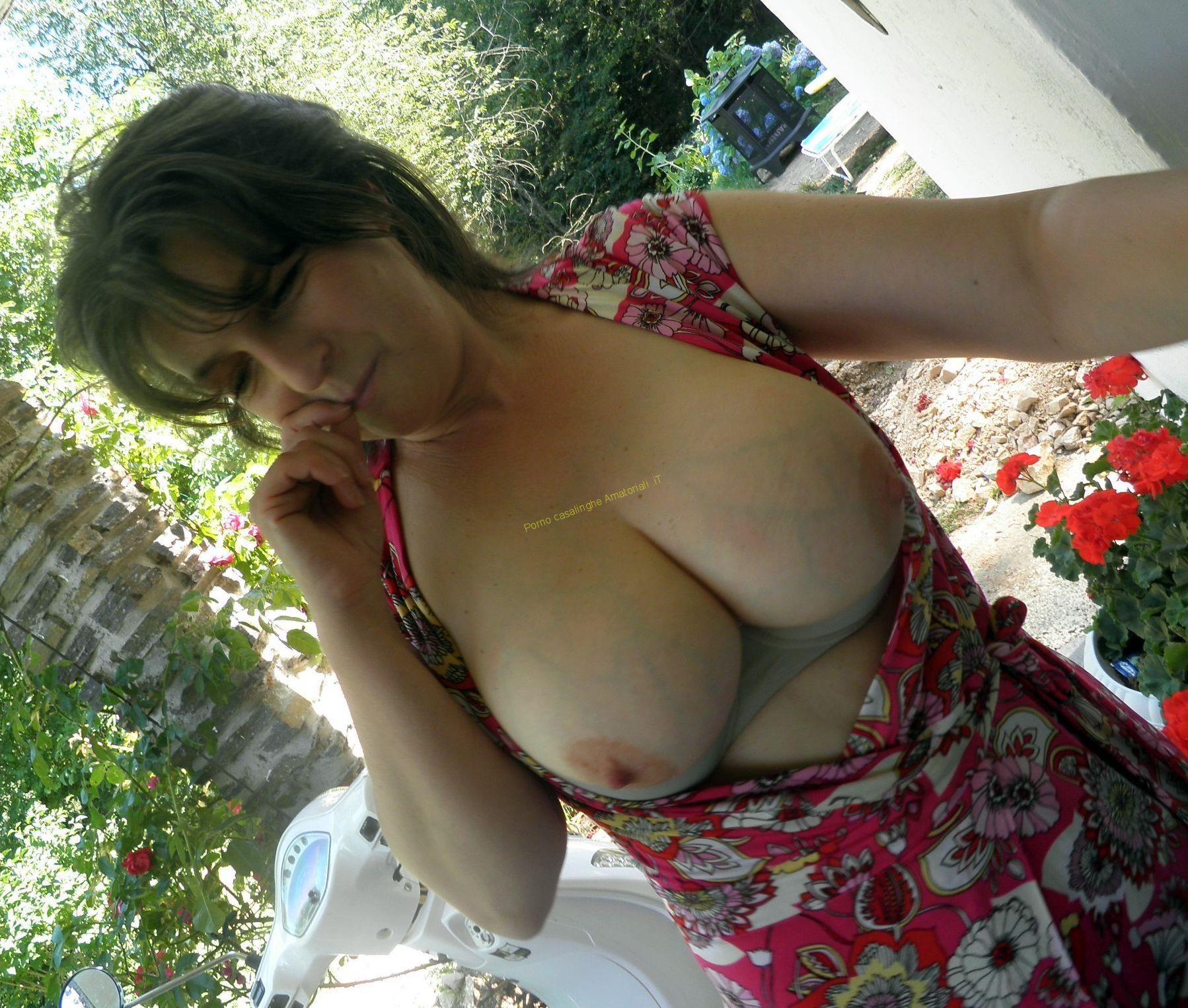 amatoriale porno italiano tette grosse