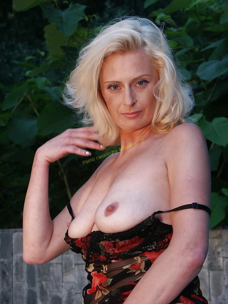 donna matura tette nude