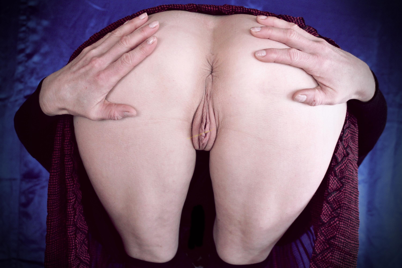 donna matura nuda