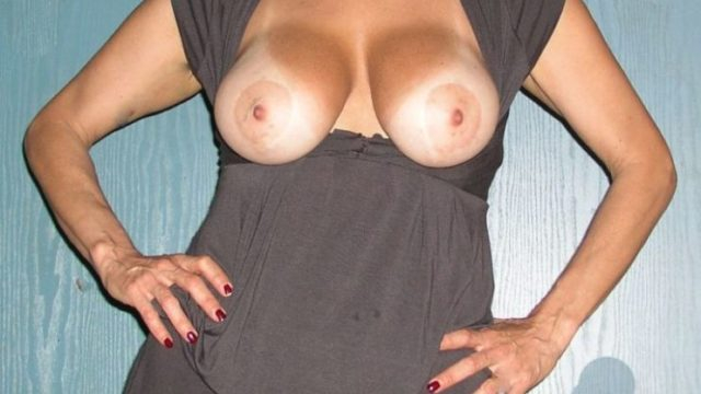 Mia moglie, matura con tette grosse