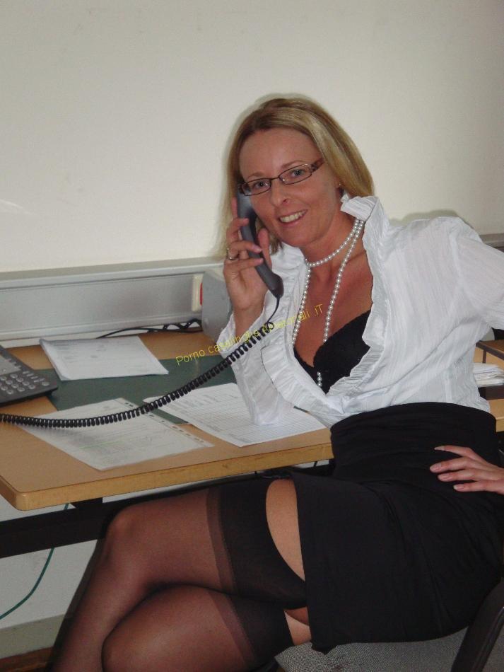 professoressa foto prono