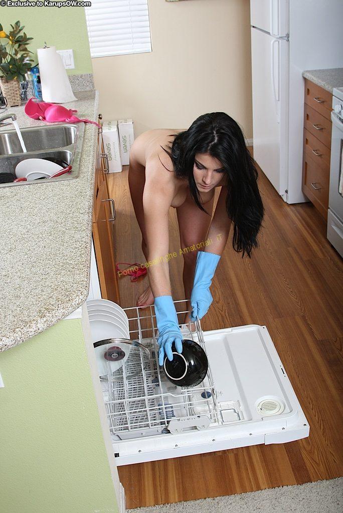 foto nudo casalinga troia