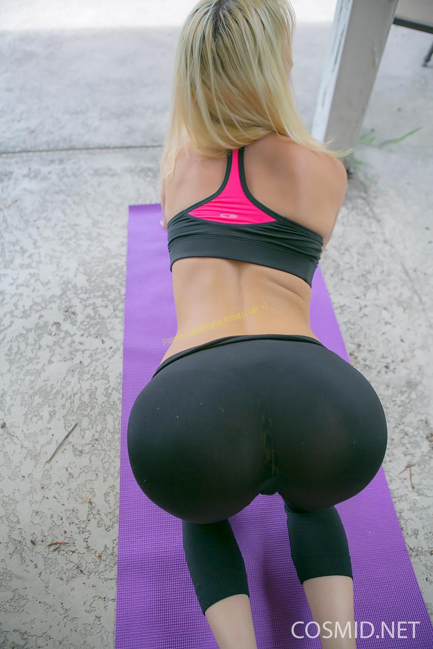milf leggings pecorina
